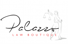 Palazzo Law Boutique Logo